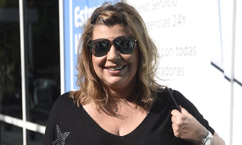 Terelu Campos confiesa qué es lo que más temía su madre de la operación