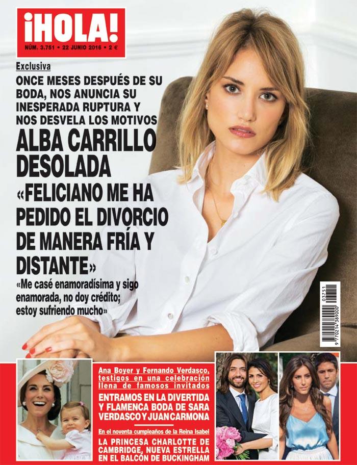 ¿Qué noticias y exclusivas incluye esta semana la revista ¡HOLA! entre sus páginas?