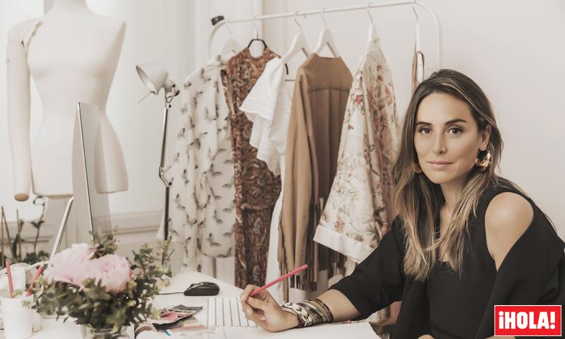 En vídeo: Tamara Falcó nos presenta, en exclusiva, su primera colección como diseñadora de moda