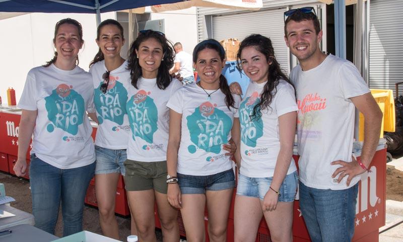 La fiesta solidaria 'FunDay' logra 580 tratamientos de fisioterapia para niños con enfermedades neuromusculares genéticas