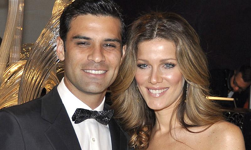 Jaydy Michel y Rafa Márquez han sido padres