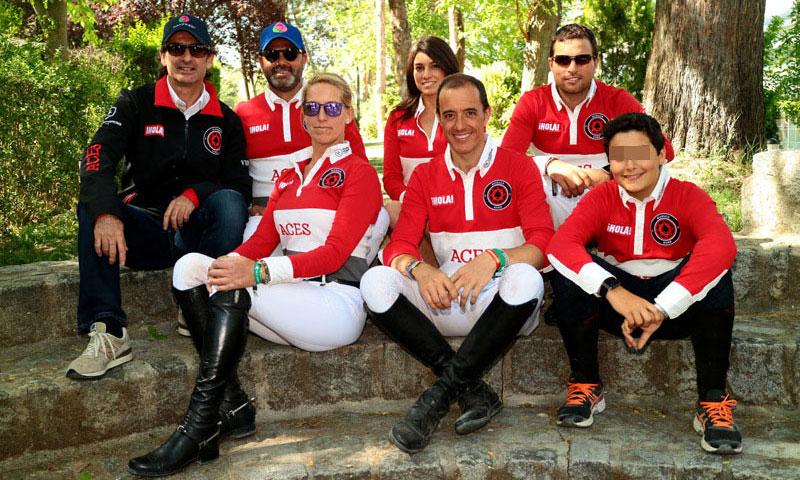 El equipo patrocinado por ¡HOLA! lidera el ranking del Longines Global Champions Tour
