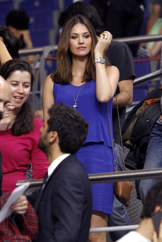 Helen Lindes y Rudy Fernández, su emocionante forma de celebrar una ...