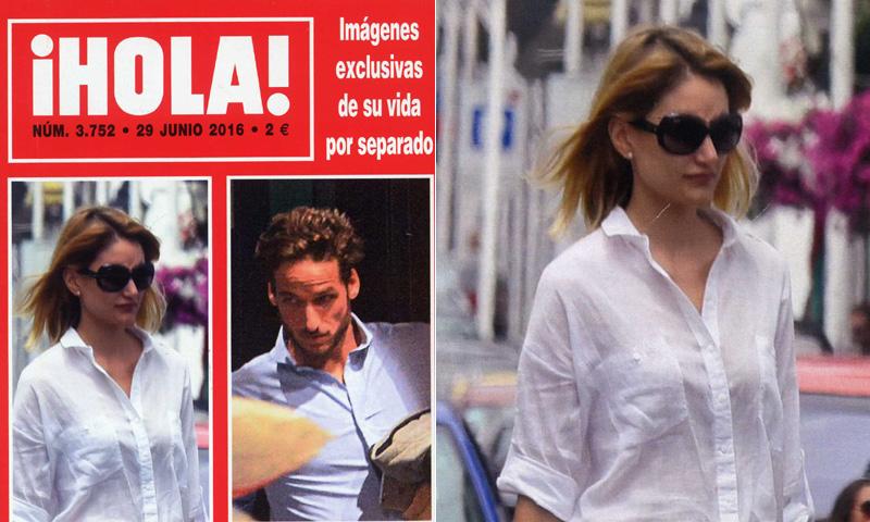 ¿Dónde se refugió Alba Carrillo tras anunciar su separación de Feliciano López?