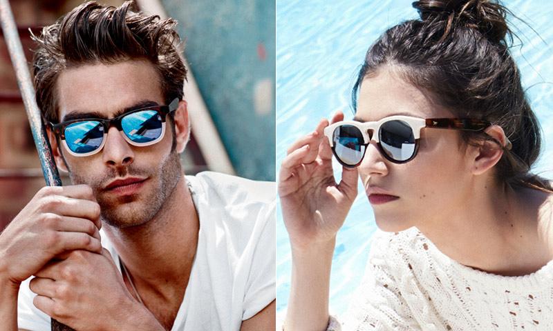 ¿Quieres unas gafas de sol como las que llevan Jon Kortajarena y Úrsula Corberó?