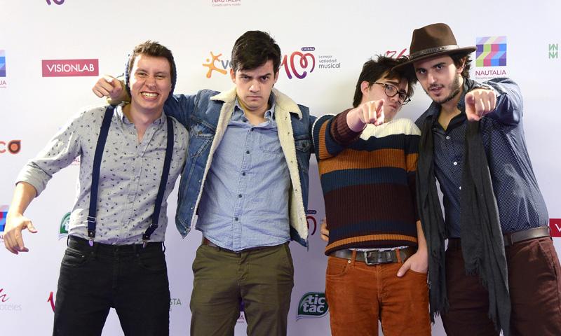 Morat, así es la banda colombiana que ha puesto 'patas arriba' el verano