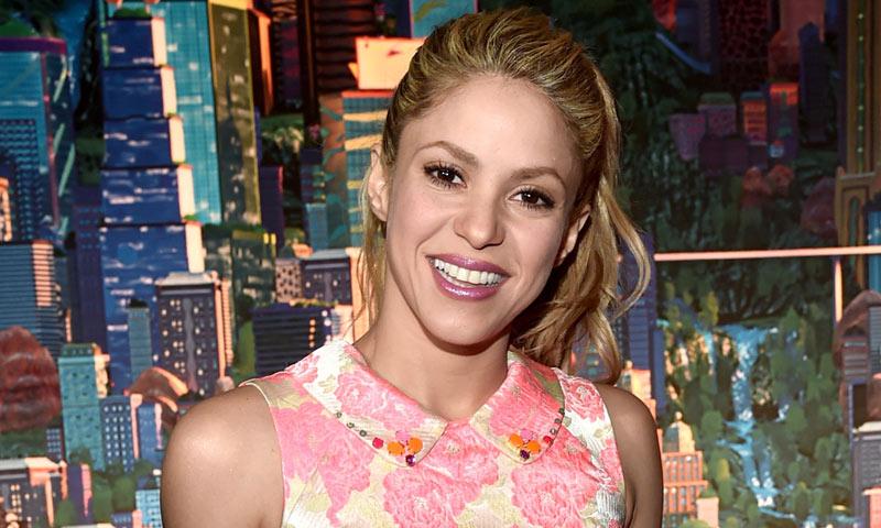 Shakira y su chiste futbolístico que te sacará una sonrisa