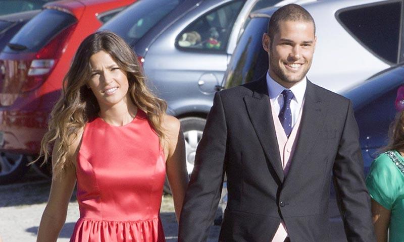 Malena Costa y Mario Suárez han sido padres de una niña