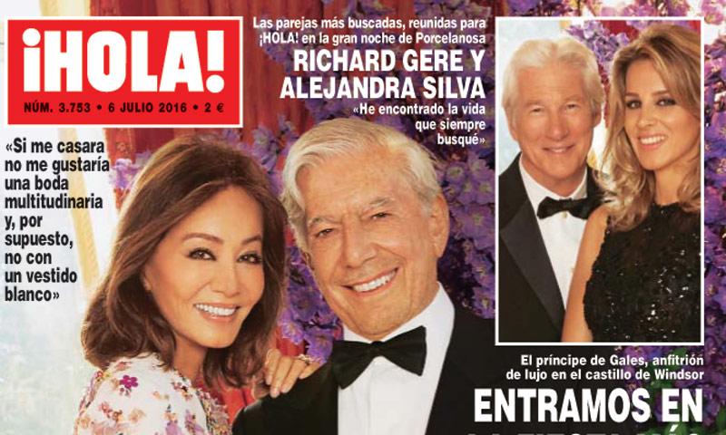 Esta semana, todas estas noticias y exclusivas en la revista ¡HOLA!