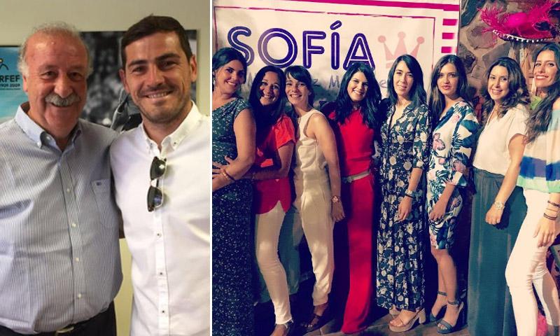 Así disfrutan Sara Carbonero e Iker Casillas de sus vacaciones