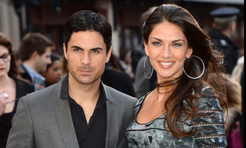 Lorena Bernal y Mikel Arteta anuncian importantes cambios en su vida