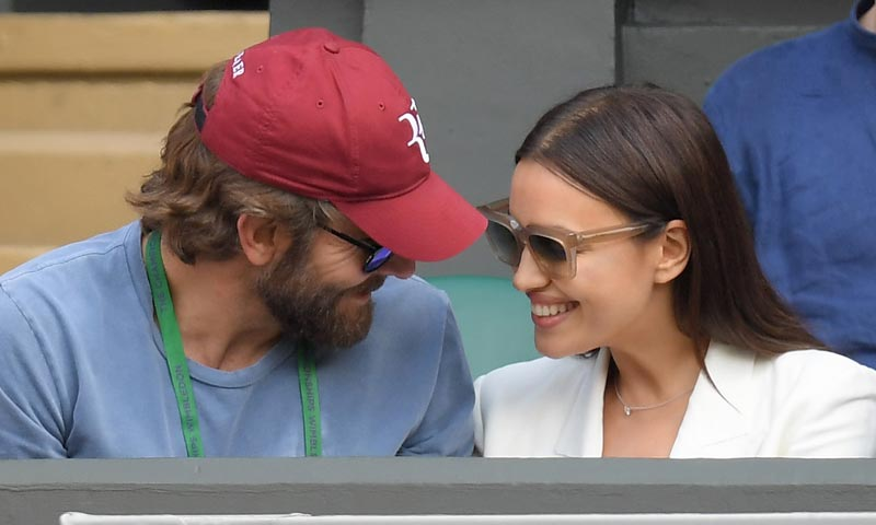 FOTOGALERÍA: Mimos, nervios y ¡un bostezo! Wimbledon es mucho más que tenis
