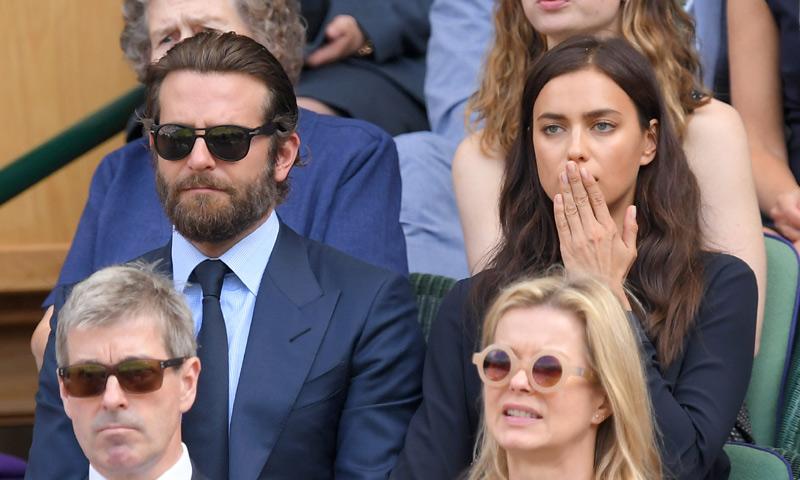 El momento más incómodo de Irina Shayk y Bradley Cooper
