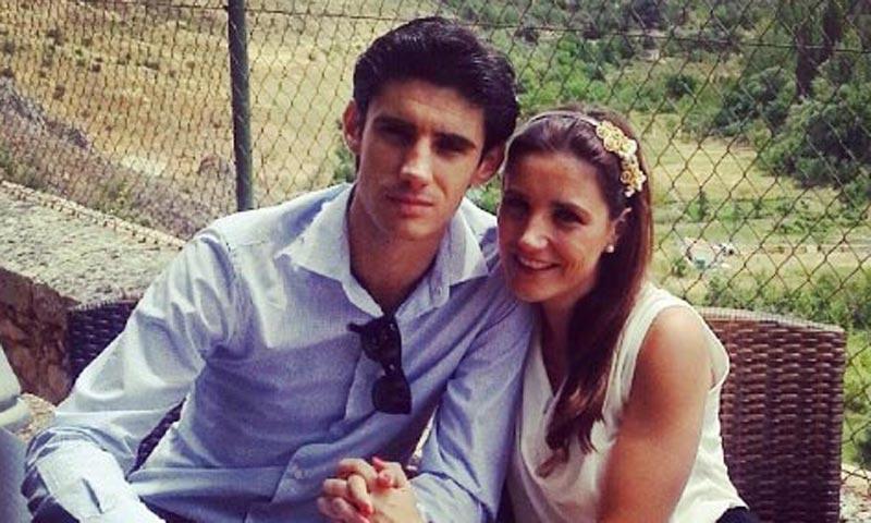 La emotiva carta con la que la viuda del torero Víctor Barrio ha despedido a su marido