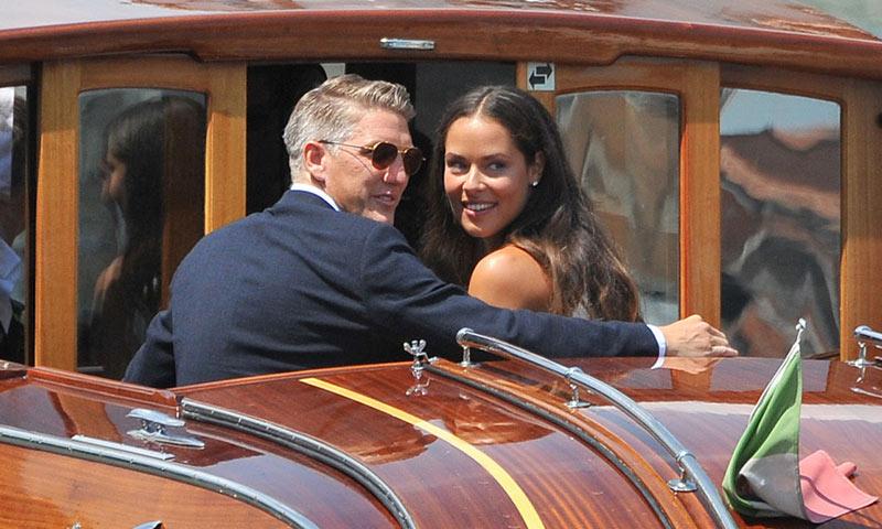 Ana Ivanovic, ex de Fernando Verdasco, se casa con Bastian Schweinsteiger al 'estilo Clooney'