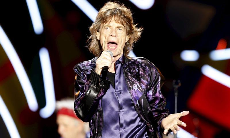 Mick Jagger va a ser padre por octava vez a los 73 años