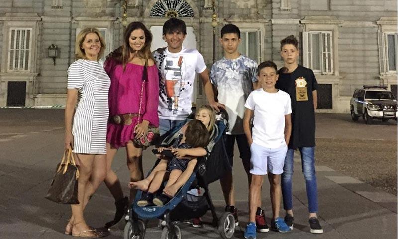 ¿Qué han hecho Guti y Romina Belluscio tras su boda sorpresa?