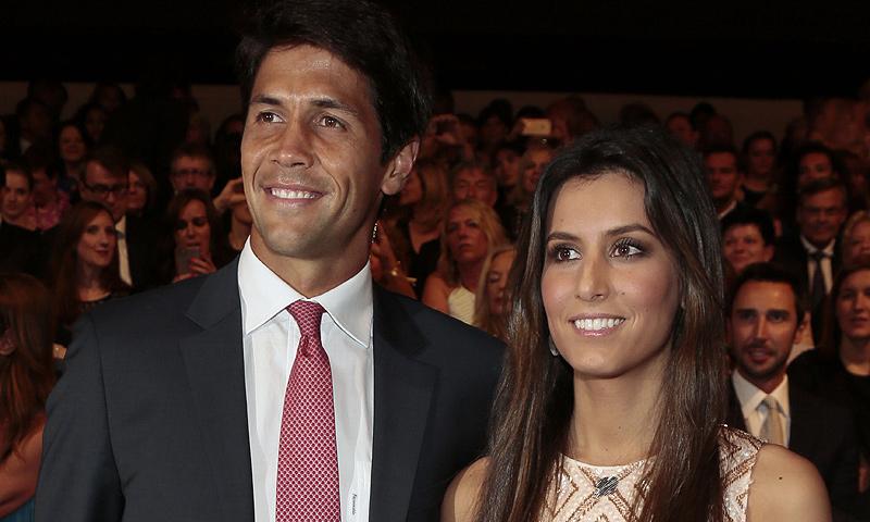 Ana Boyer y Fernando Verdasco desmienten los rumores de boda: 'La noticia es falsa'