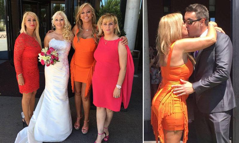'Los próximos, nosotros': Belén Esteban se va de boda... con las vistas puestas en la suya