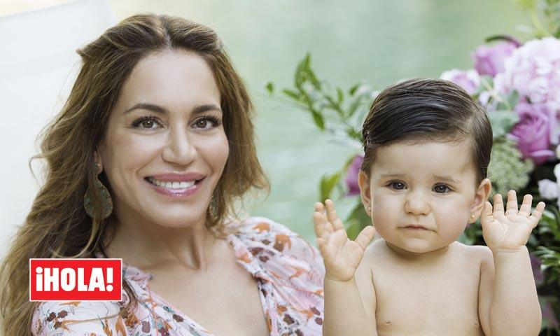 En ¡HOLA!, Gema Ruiz anuncia que está de nuevo embarazada: 'Ha sido una gran sorpresa'