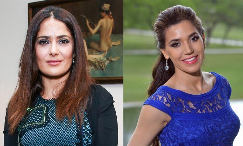 Yvonne Treviño, la sobrina de Salma Hayek que ha hecho historia y competirá en los Juegos Olímpicos