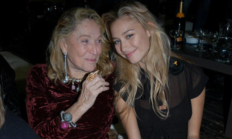 Fallece la condesa Marta Marzotto, abuela de Beatrice Borromeo y toda una celebridad en Italia