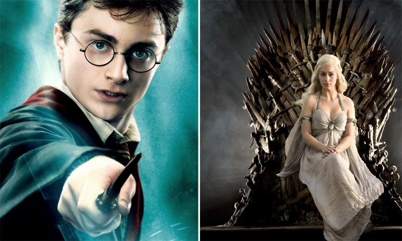 FOTOGALERÍA. Expertos en sagas de éxito: actores de 'Harry Potter' que han participado también en 'Juego de Tronos'