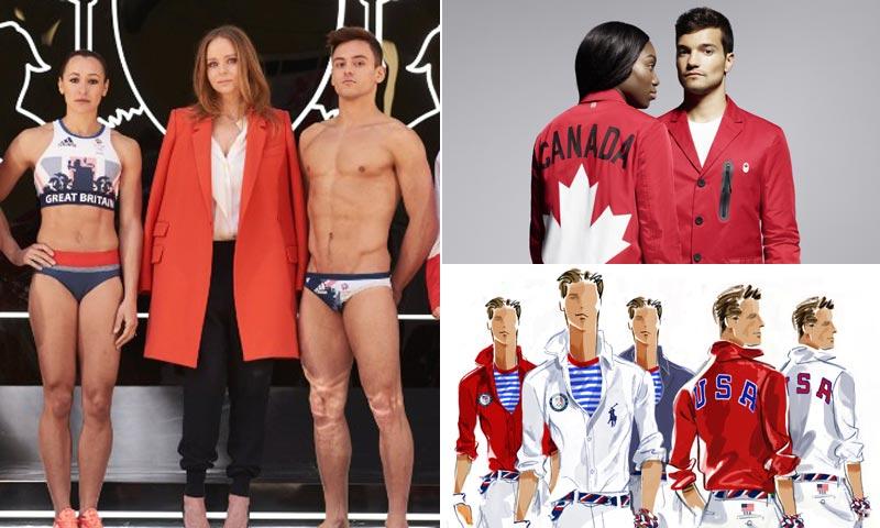 Armani, Stella McCartney y Ralph Lauren, los diseñadores que quieren llegar al podio de las Olimpiadas