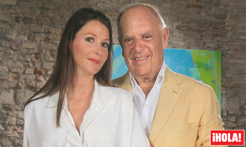 En ¡HOLA!: ¿Qué dijo la madre de Esther Doña al conocer a Carlos Falcó?