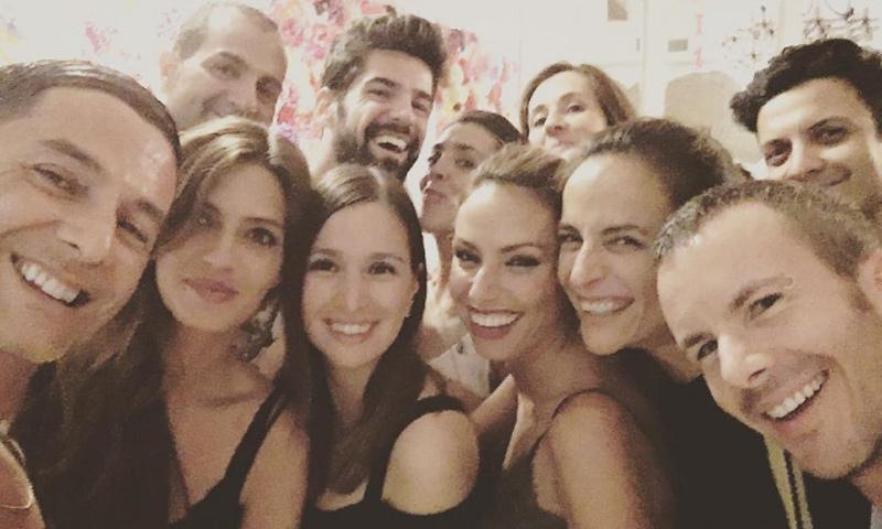 ¿Qué hacían juntos Sara Carbonero y Miguel Ángel Muñoz?