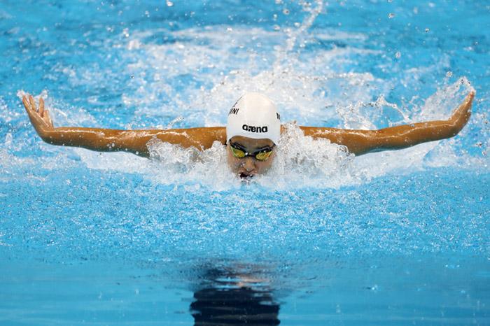 Resultado de imagen para yusra mardini nadadora
