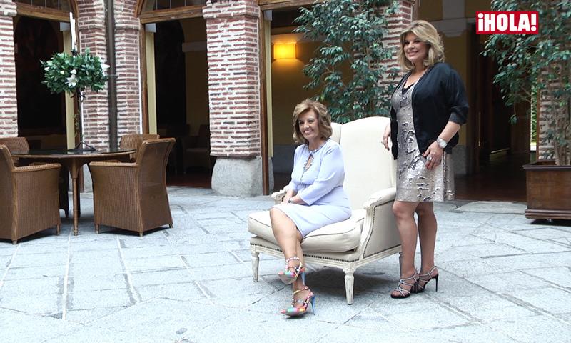 'Making of': Las Campos nos hablan en exclusiva de su nuevo programa