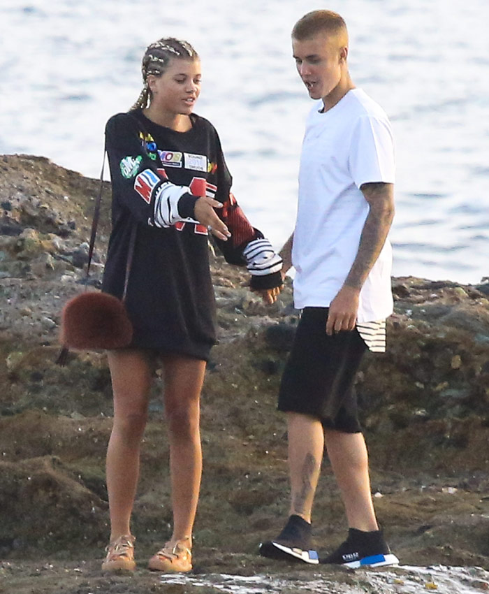 nude Justin Bieber Sofia Richie (97 photo) Young, YouTube, braless