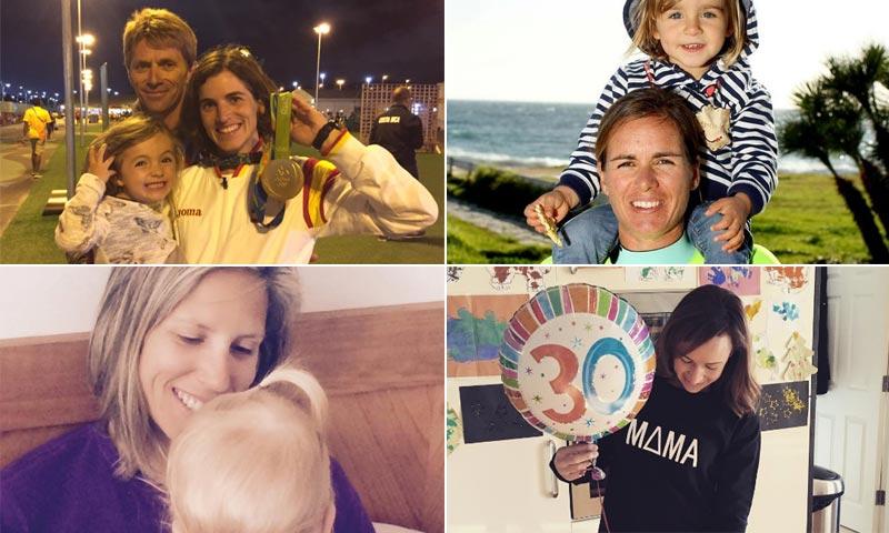 ¡Mamá es una campeona! Después de Londres, estas atletas compiten en Río tras haber sido madres