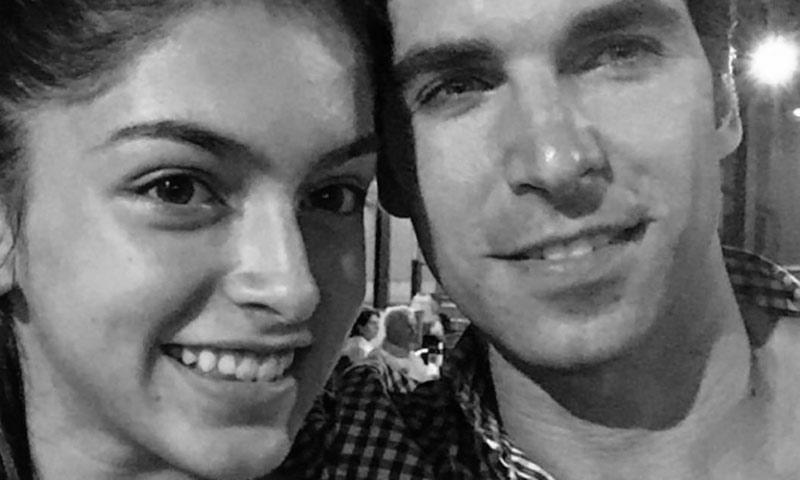 La imagen que pone fin a la distancia entre Cayetano Rivera y su hija Lucía