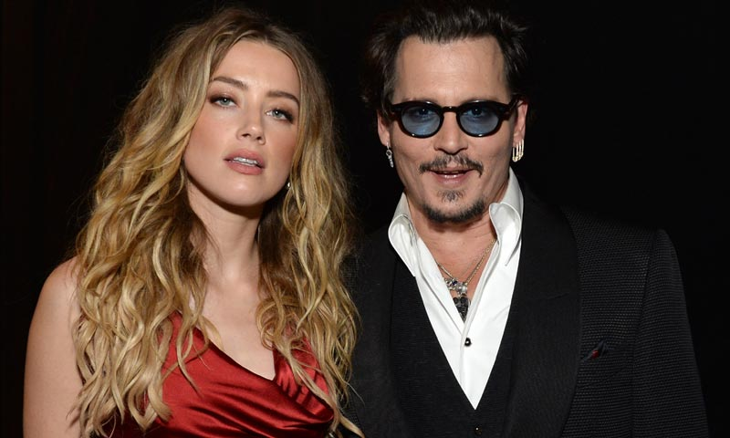 Después de la tormenta, Johnny Depp y Amber Heard llegan a un acuerdo de divorcio