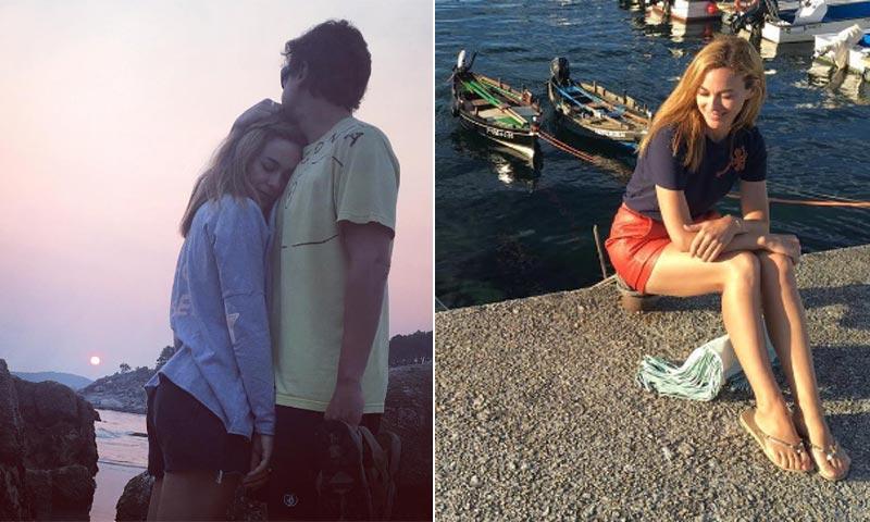 ¿Cómo está viviendo Marta Hazas su último verano de soltera?