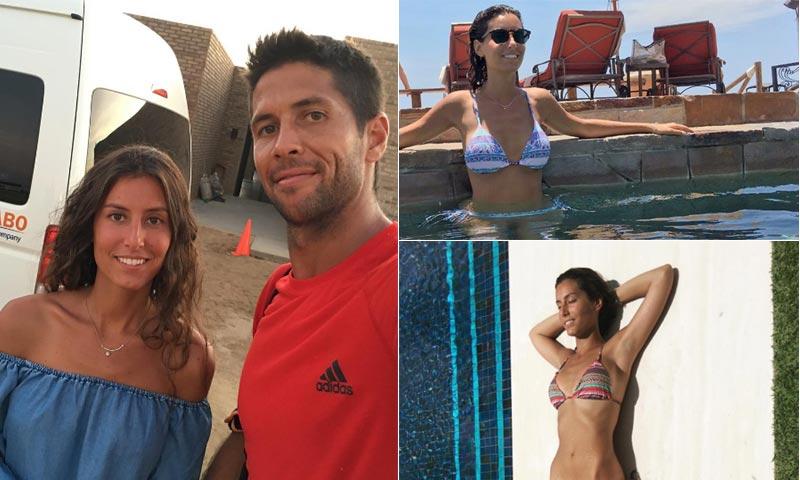 De México a Cincinnati, el verano viajero de Ana Boyer y Fernando Verdasco