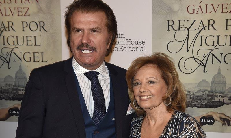 Edmundo Arrocet aclara la relación que mantiene con las hijas de María Teresa Campos
