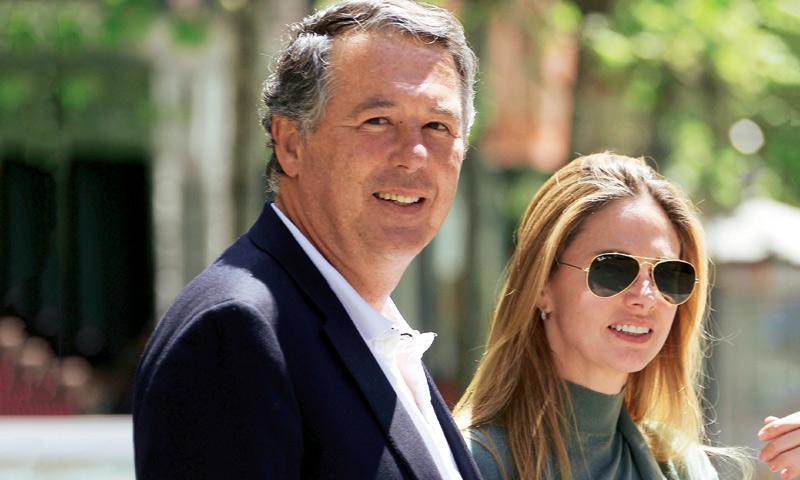 Confirmado: Genoveva Casanova y José María Michavila han roto