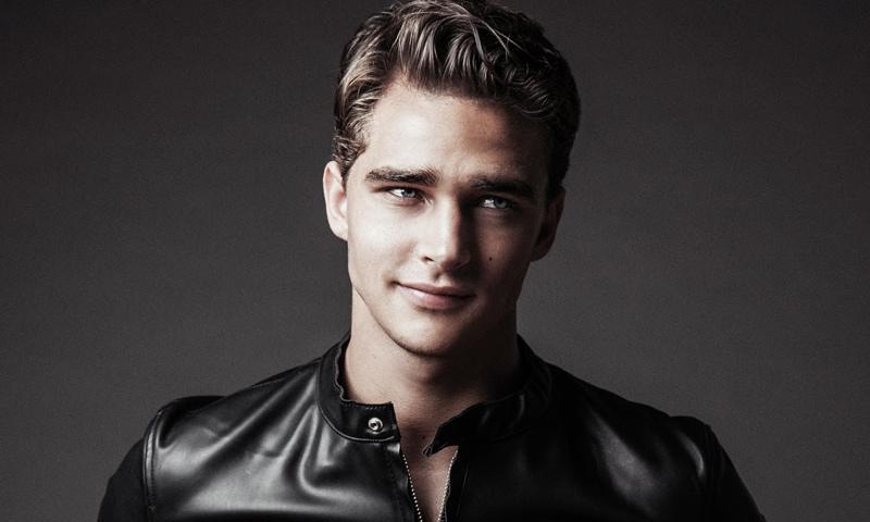 Estudiante de empresa, futbolista, modelo... Pepe Barroso Jr. el español que ha conquistado a la cantante