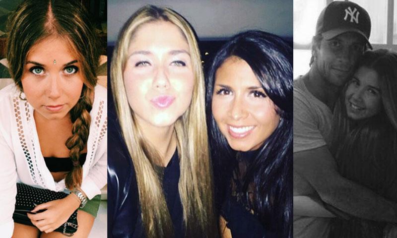 Conoce a la hermana pequeña de Fernando Verdasco: Ana, una guapa rubia de ojos verdes que acaba de cumplir 18 años