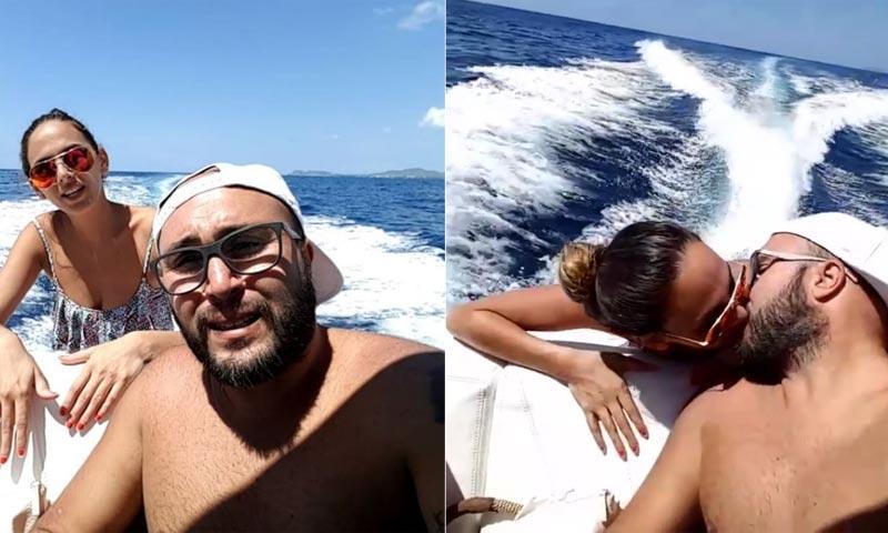Las relajantes vacaciones de Kiko Rivera e Irene Rosales, un mes antes de su boda