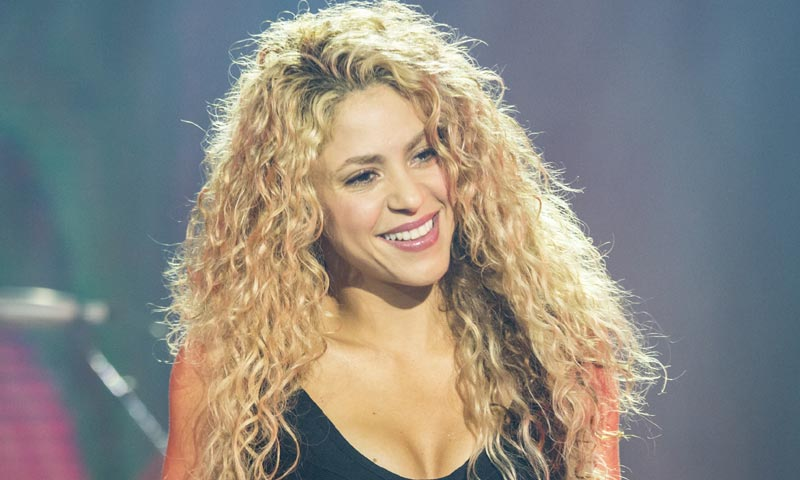 Shakira 'ensaya' los bailes de su nuevo disco, ¡toma nota!