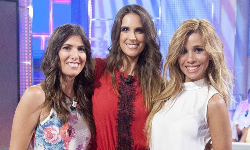La emoción de Beatriz, hermana de Nuria Fergó, al escuchar el nuevo single de la artista tras cuatro años de silencio