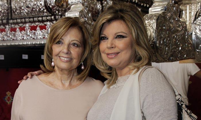 Terelu Campos cumple 51 años celebrando el gran éxito de su 'reality'