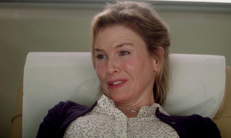 Renée Zellweger en primicia para HOLA.com: 'Echaba de menos a Bridget. Es como volver a casa'