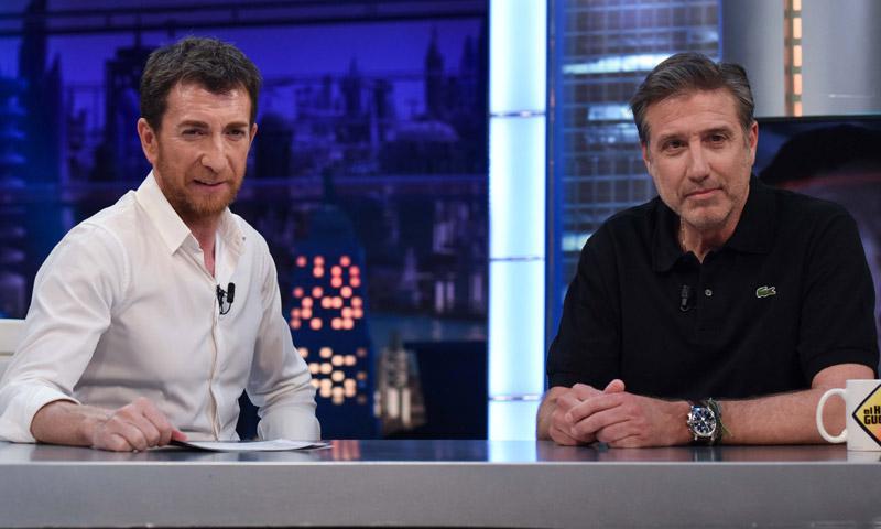¿Qué oferta irresistible hizo Pablo Motos a Emilio Aragón para sumarlo a sus filas?