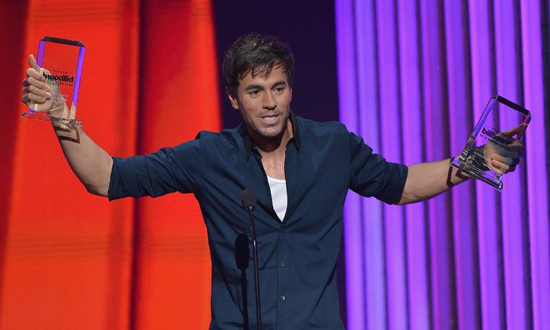 ¡Suma y sigue! Enrique Iglesias vuelve a ser nominado como artista del año en los Latin American Music Awards