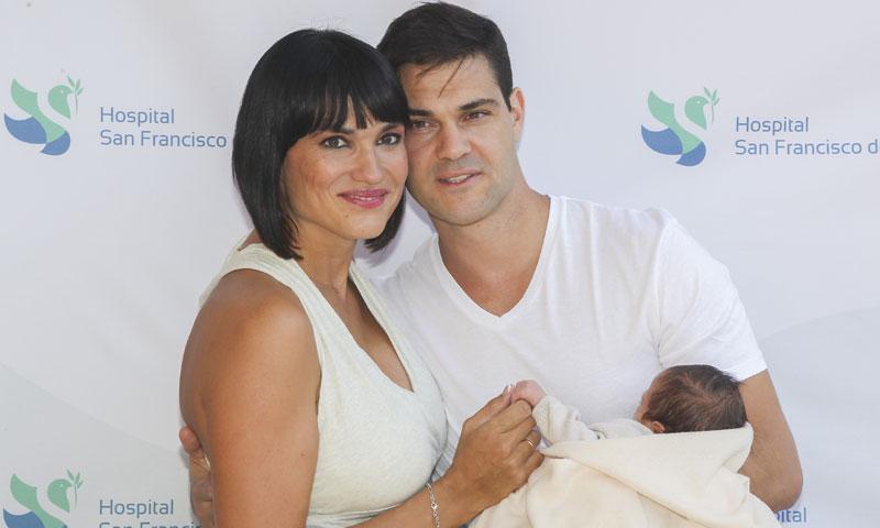 Irene Villa abandona el hospital con su tercer hijo